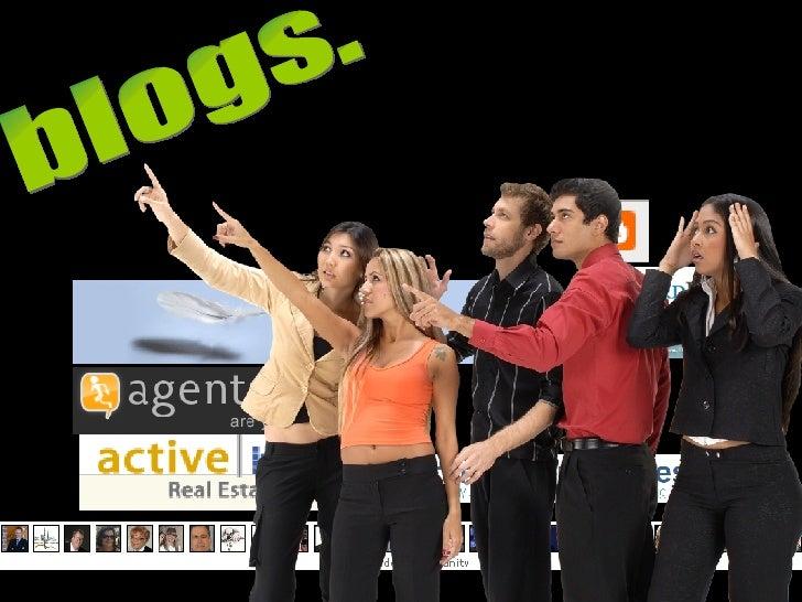real estate blogging basics