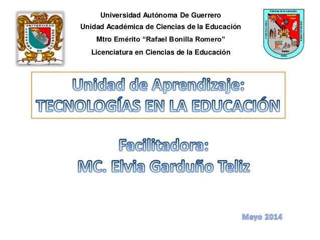 Temachicatzintli Temachtiani Ciencias de la educación Onteanqui REEDUCARNOS EMANCIPARNOS PARA Universidad Autónoma De Guer...