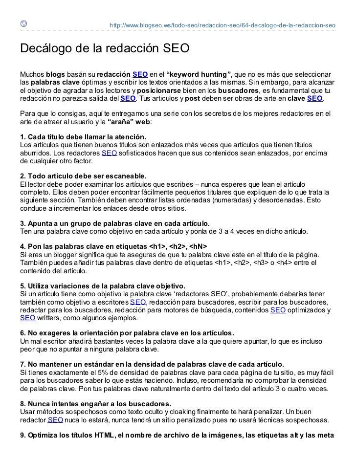 http://www.blogseo.ws/todo-seo/redaccion-seo/64-decalogo-de-la-redaccion-seoDecálogo de la redacción SEOMuchos blogs basán...