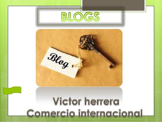 Un blog es un sitio Web en donde uno o varios autores desarrollancontenidos. Los blogs también se conocen como weblog ocua...