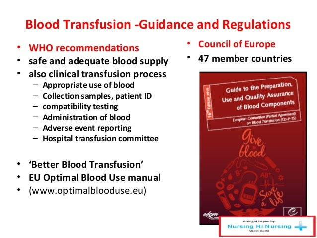 blood transfusions and safety procedures Safety store at rady children medical procedures  blood transfusions but it helps to know that blood transfusions are common procedures and complications.