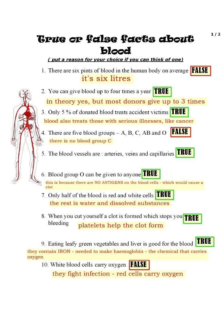Bloodtruefalse