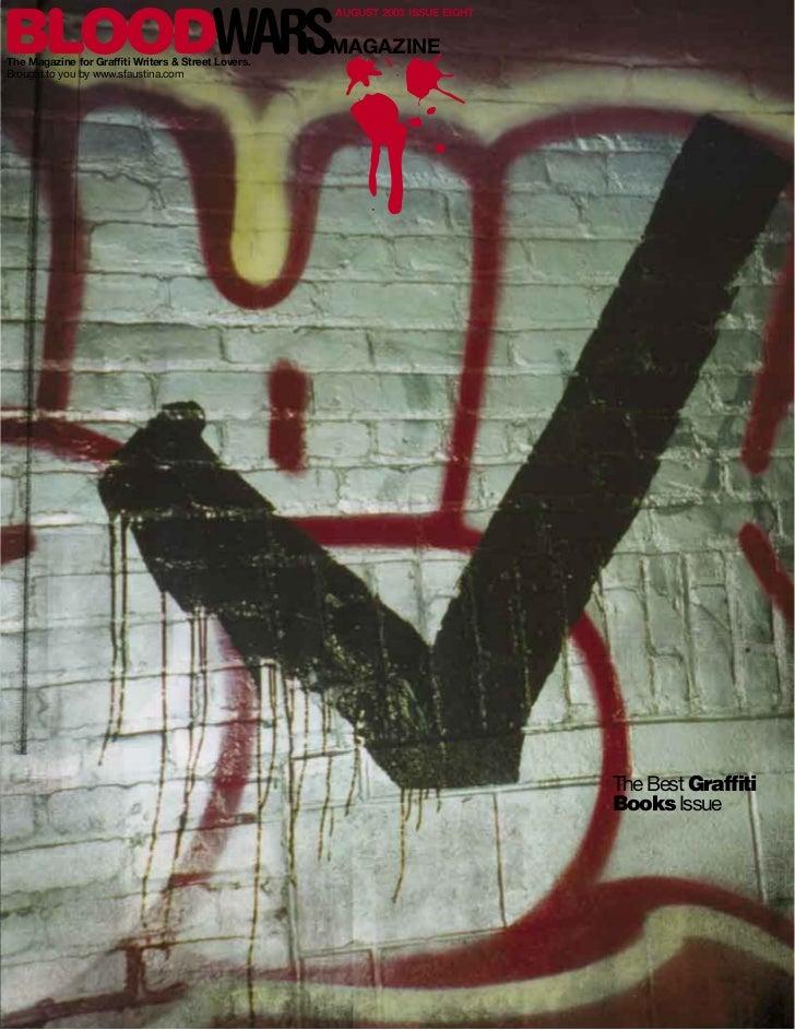 Bloodwars.graffiti.magazine.8. .08.2003