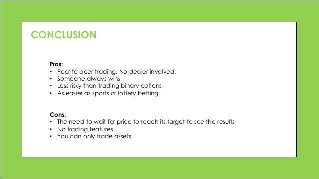 Binary options brokers payouts