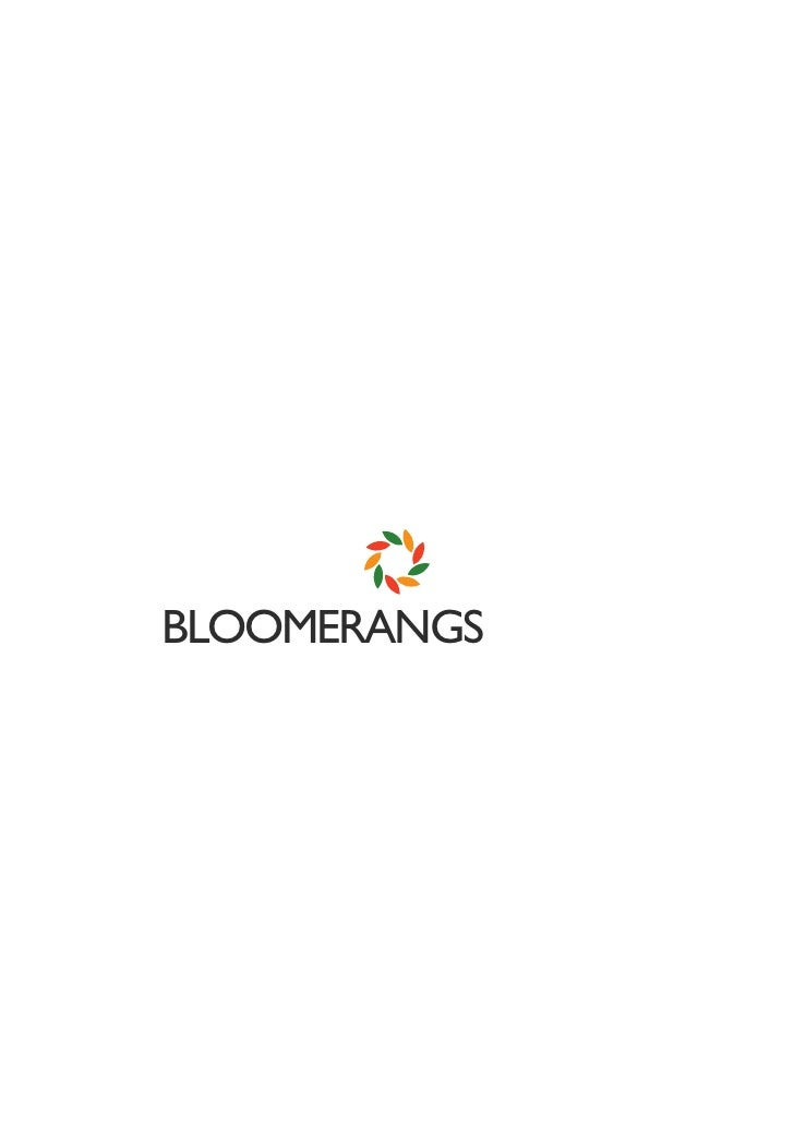 Bloomerangs Profile