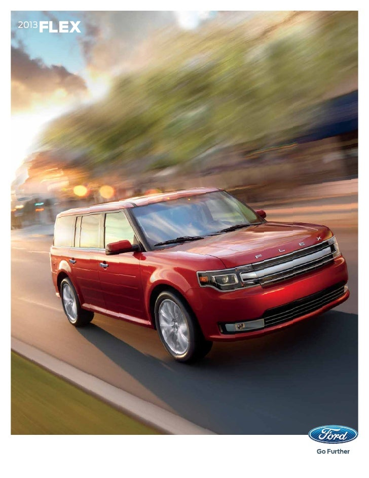 2013 Ford Flex - Bloomington Indiana