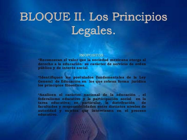 PROPOSITOS.*Reconozcan el valor que la sociedad mexicana otorga alderecho a la educación: su carácter de servicio de orden...