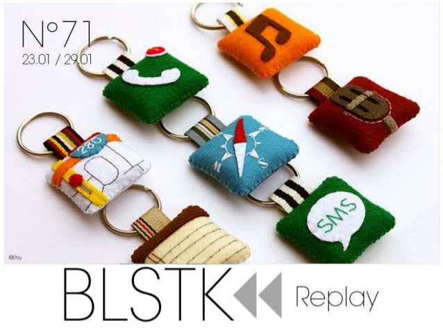 BLSTK Replay n°71 > La revue luxe et digitale du 23.01 au 29.01.14
