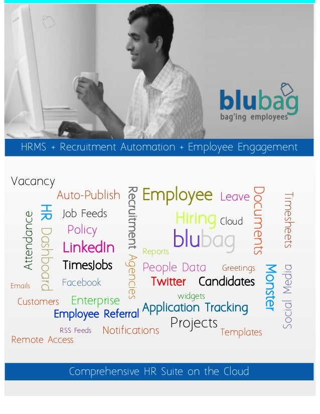 HRMS + Recruitment Automation + Employee EngagementVacancy                                                                ...