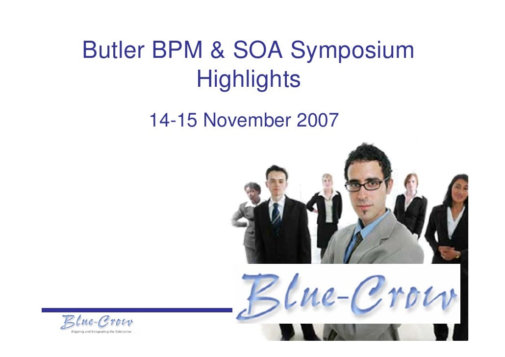 Blue Crow Butler Event Highlights
