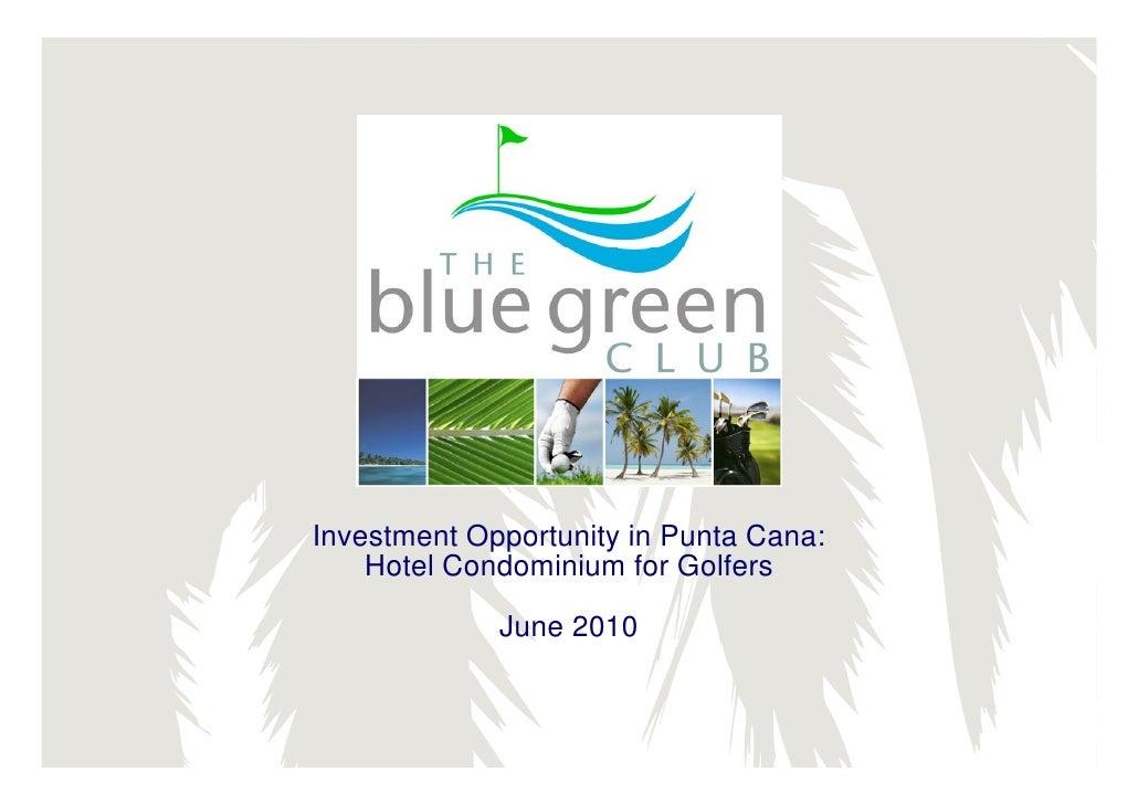 Blue Green Club Punta Cana (Absolutgest)