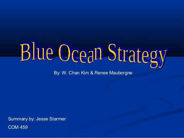 nokias blue ocean strategy essay In blue ocean strategy this concept has a new meaning and a new method to implement in the firms blue ocean marketing concept proposes a method based on the segmented target group and the product development and marketing is based on the conduct of this group.