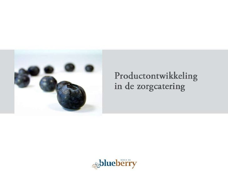 Blueberryworld Zorgsector