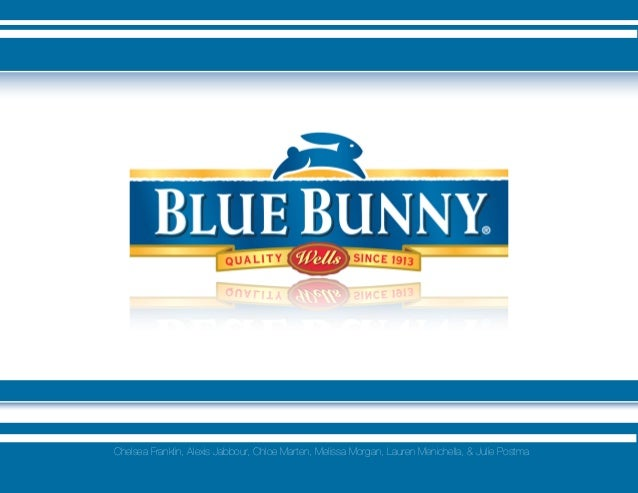 Blue Bunny Creative Strategy Campaign Project