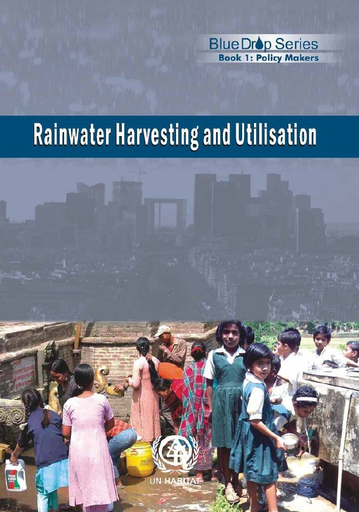 Rainwater Harvesting and Utilisation Policy Maker