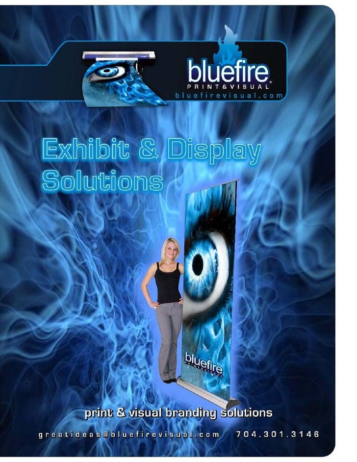 Bluefire Visual Display Catalog