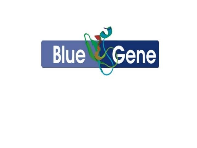 Blue gene technology