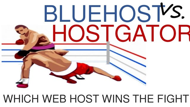 BLUEHOST HOSTGATOR WHICH WEB HOST WINS THE FIGHT?