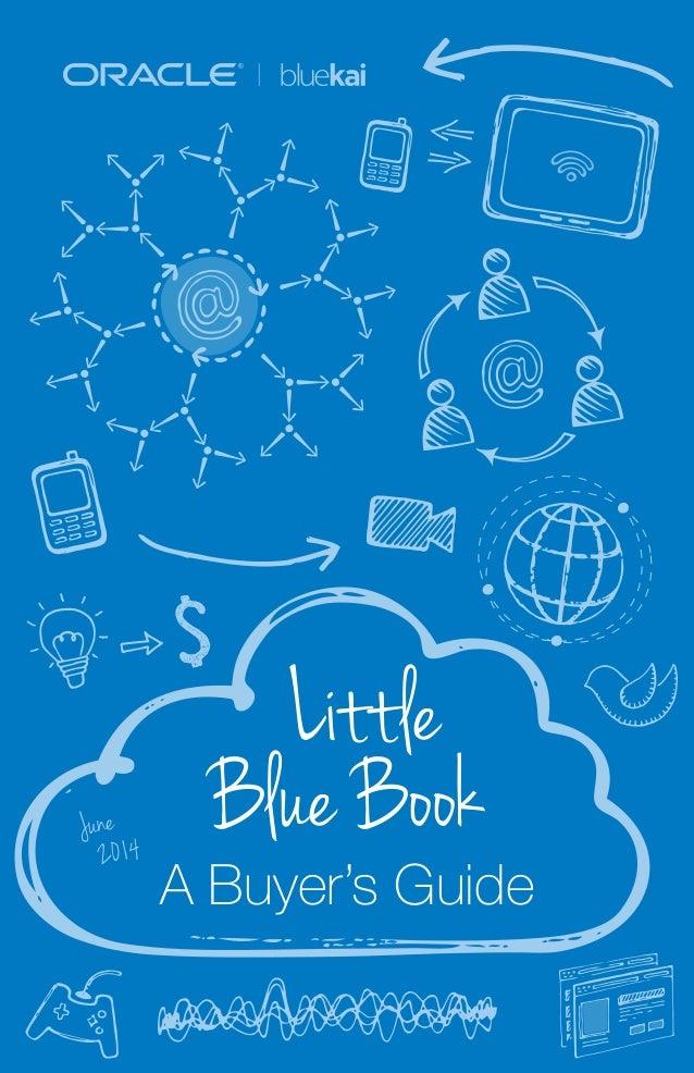 Blue Book A Buyer's Guide Little June 2014