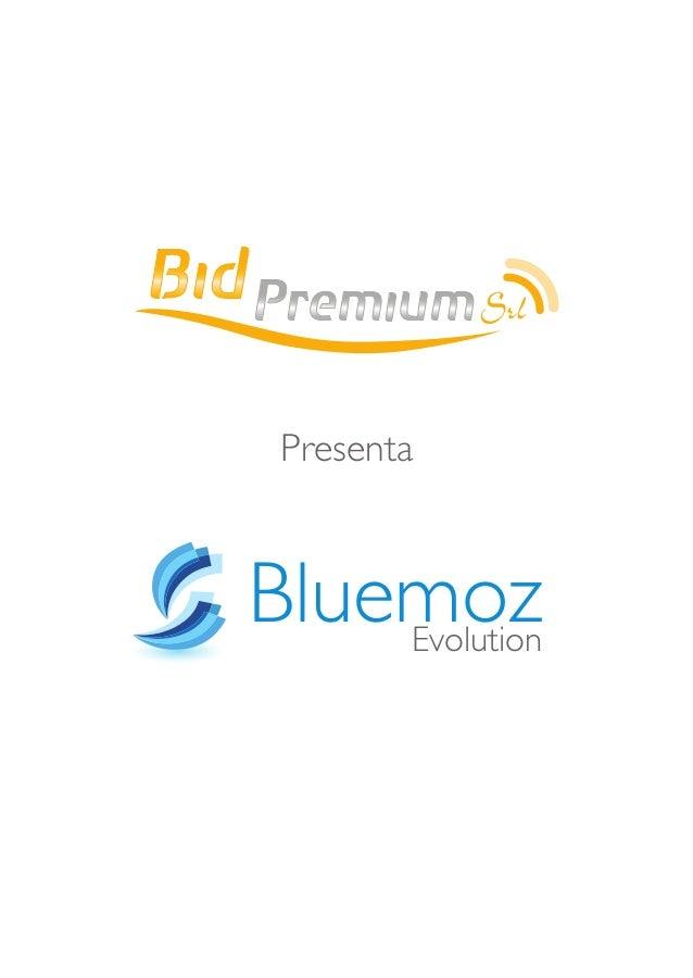 Bluemoz evolution