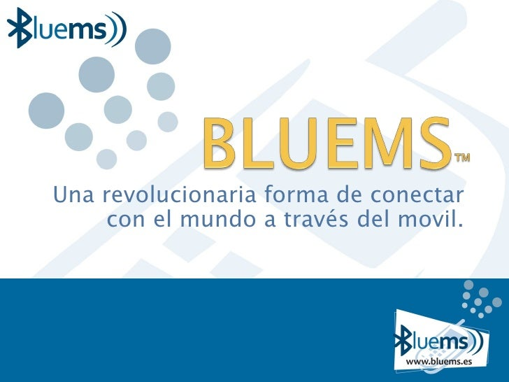 BLUEMS MARKETING DE PROXIMIDAD