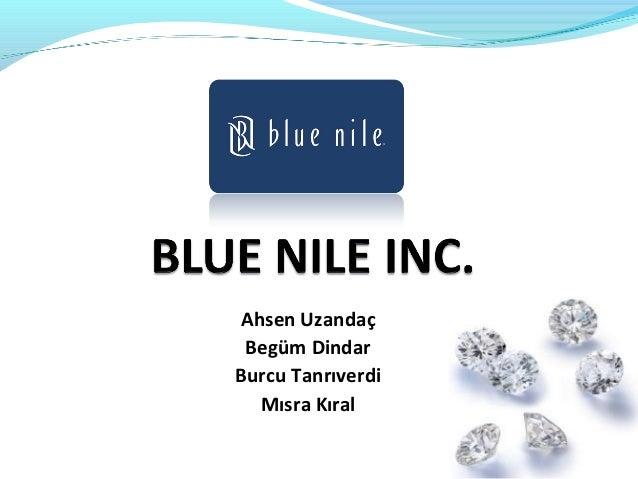 Blue Nile (company)