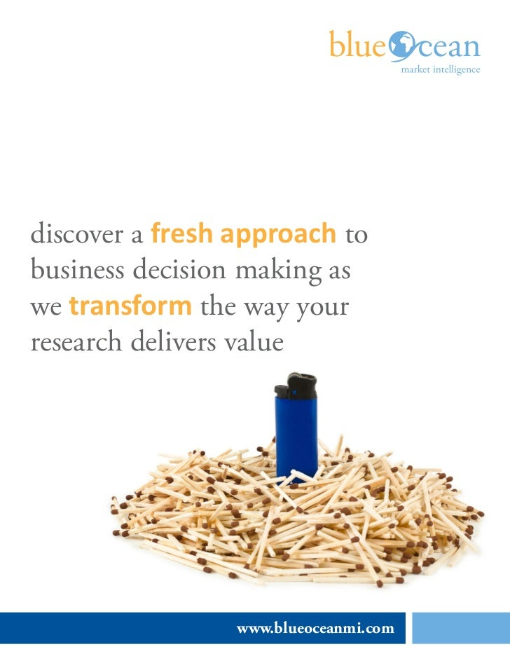 PMS 143   PMS 284discover a fresh approach tobusiness decision making aswe transform the way yourresearch delivers value  ...