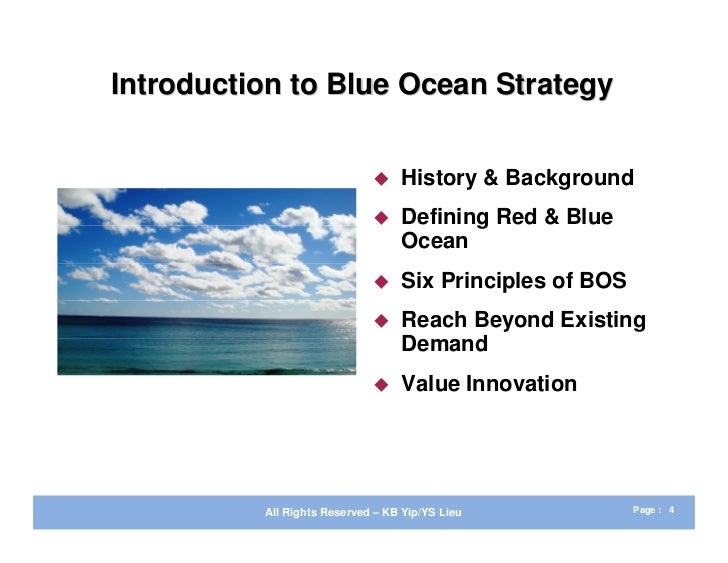 blue ocean strategy paper 2 essay How does blue ocean strategy differ from red ocean strategy see comparison between red and blue ocean strategies here in one simple table.