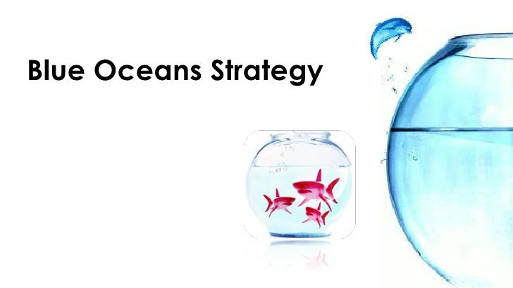 Blue Oceans Strategy