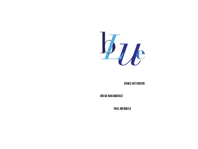 Blue presentation 050813