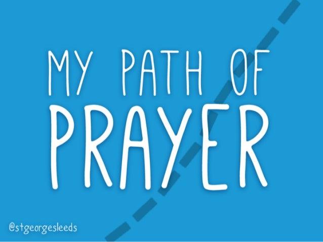 Path of Prayer: Blueprint to Warfare