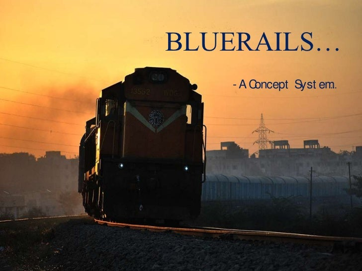 Bluerails