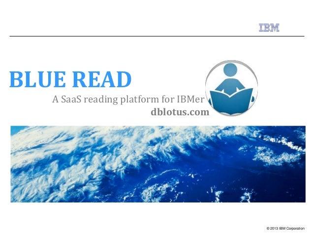 Blueread 20131113