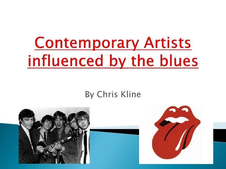 Blues Final Project - Kline