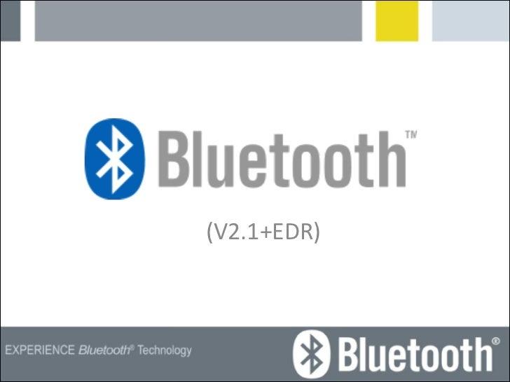 Bluetooth V2.1