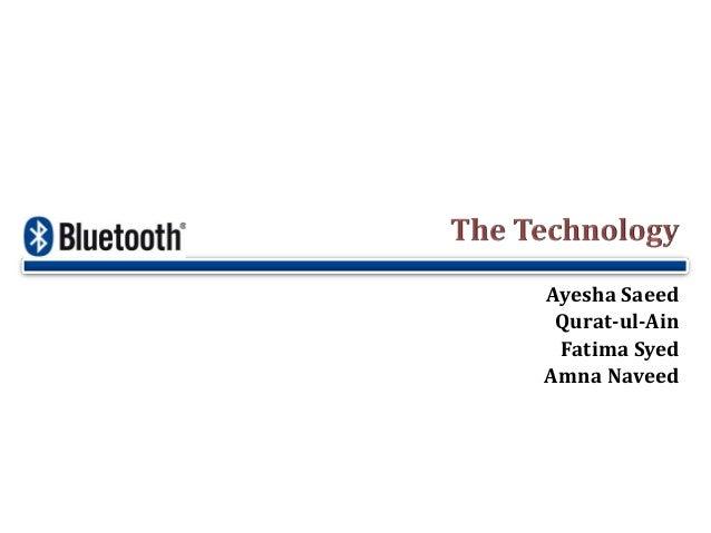 Bluetooth Basic Version