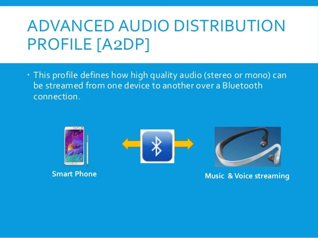 Bluetooth Profiles by DFunZone