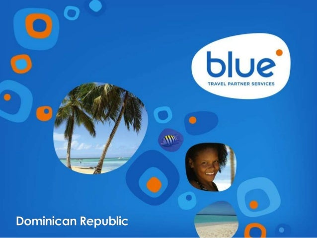 Who are we?Our CompanyBlue is a DMC, Destination Management Company, with a vast experience in the DominicanRepublic and a...