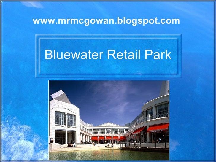 Bluewater Retail Park