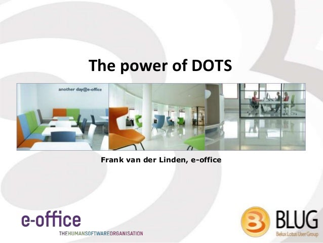 The power of dots