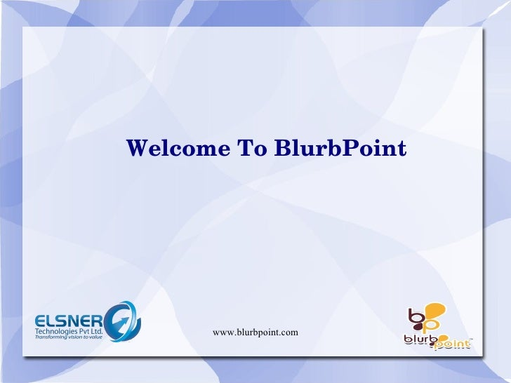 Blurbpoint - Web Marketing Services | Link Building Services | Social Bookmarking | Directory Submission | Article SubmissionBlurbpoint - Web Marketing Services | Link Building Services | Social Bookmarking | Directory Submission | Article Submission