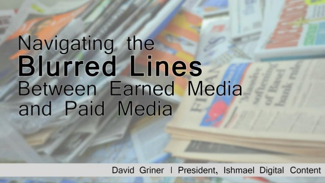 PR and Paid Media: Navigating the Blurred Lines
