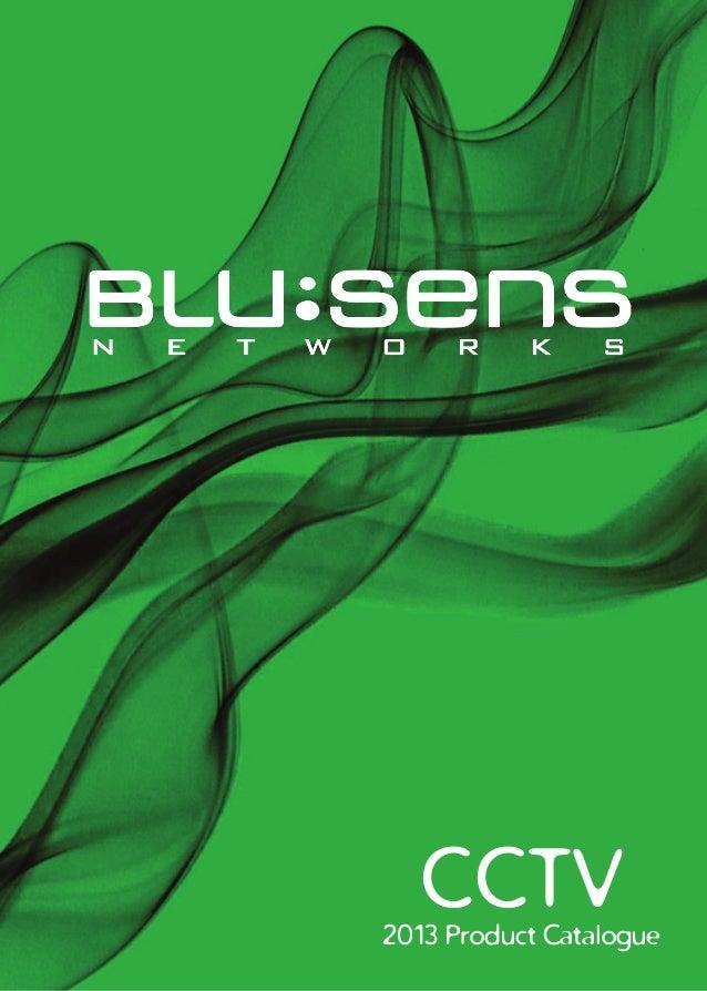 Blusens CCTV solutions 2013