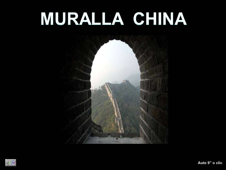 Gran panorámica de la Muralla China