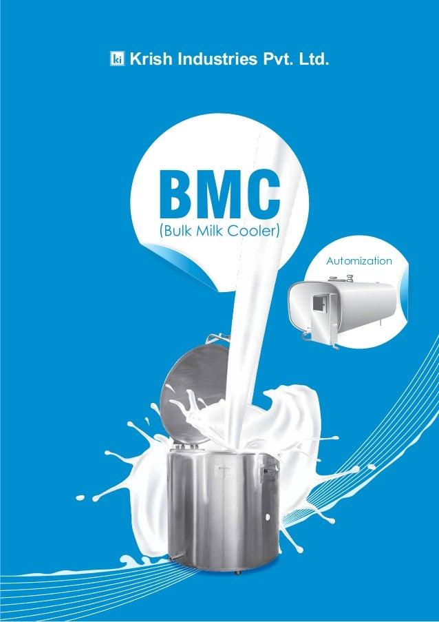 Krish Industries Pvt. Ltd. Automization BMC