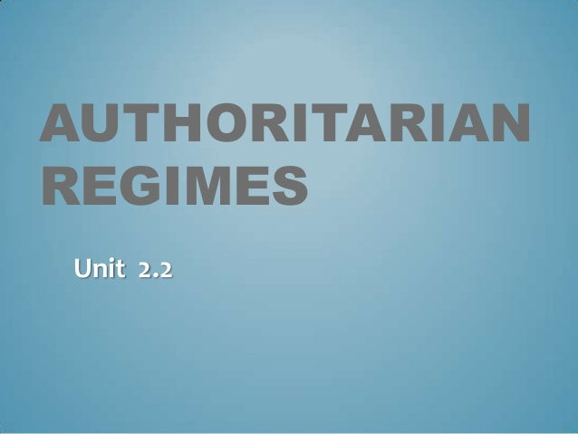Bmc hist unit 2_authoritarian_regimes_rev_in_russia