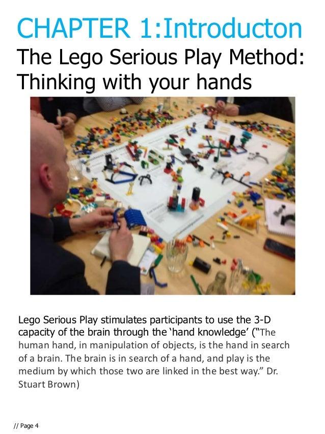 Serious Business Lego Lego Serious Play Method
