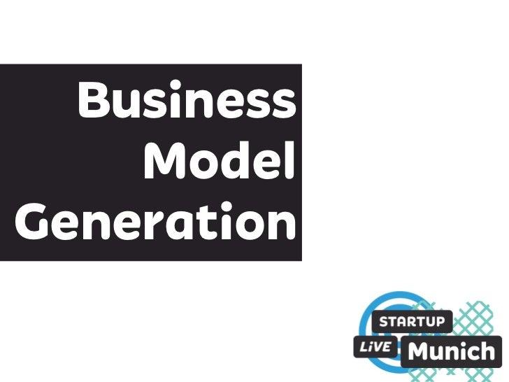 Business    ModelGeneration