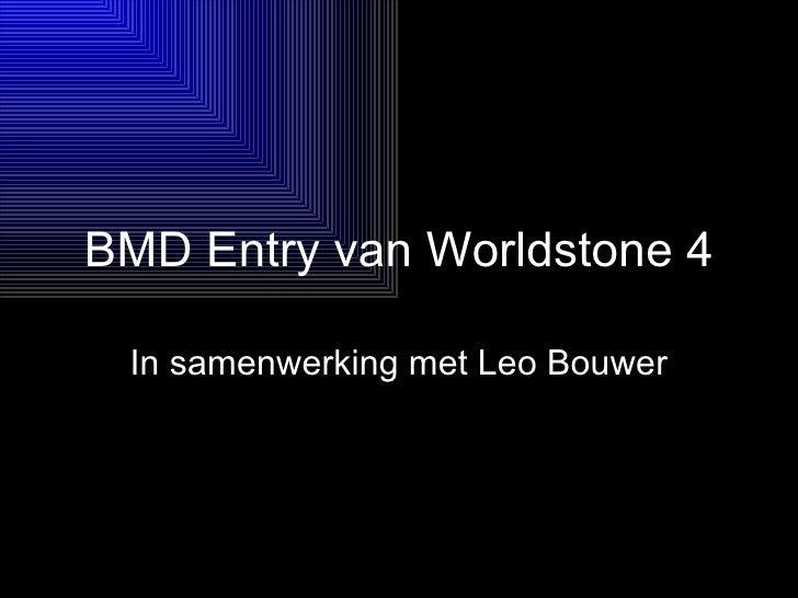 Bmd Entry Van Worldstone 4