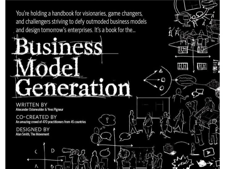 Business model generation (canvas_rus)